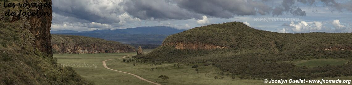 Parc national de Hell's Gate - Kenya