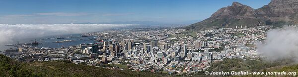 City Bowl - Cape Town - South Africa
