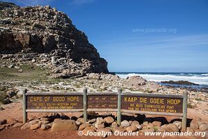 Cape of Good Hope - Cape Town - South Africa
