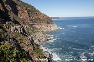 Chapman's Peak Drive - Atlantic Coast - Cape Town - South Africa