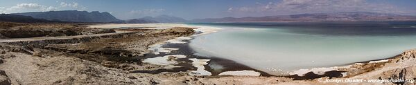 Lake Assal - Djibouti
