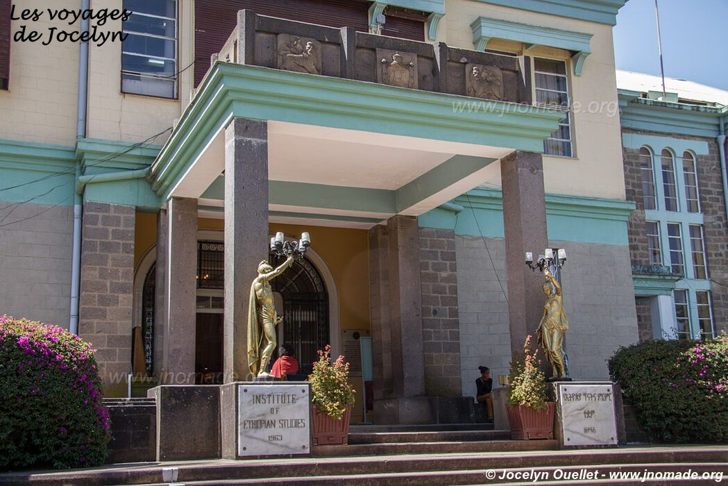 Town And Country Toyota >> Ethnological museum of Addis Ababa - Ethiopia to Cape Town ...