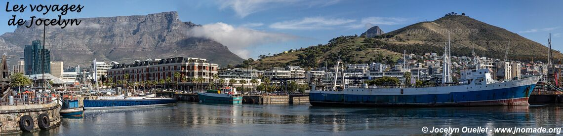 Victoria & Alfred Waterfront - City Bowl - Cape Town - South Africa