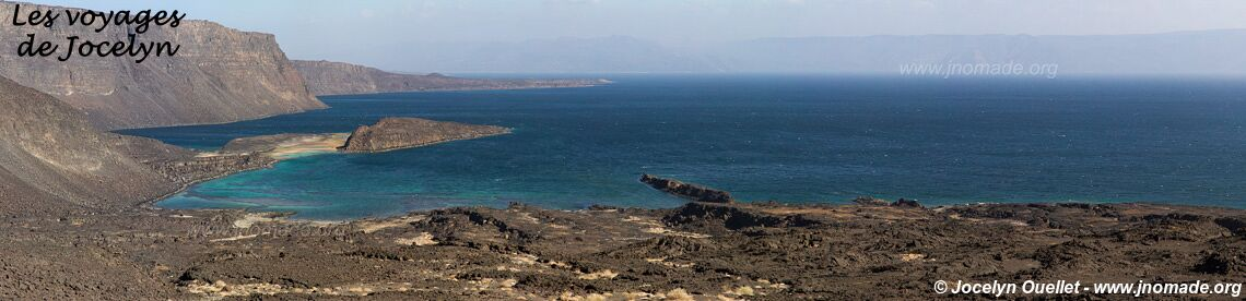 Bay of Ghoubbet - Djibouti