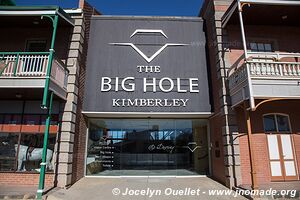 The Big Hole - Kimberley - South Africa