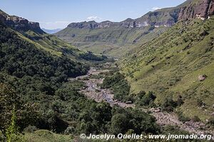Royal Natal National Park - uKhahlamba-Drakensberg - South Africa