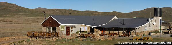 Sani Mountain Lodge - Sani Pass - Lesotho