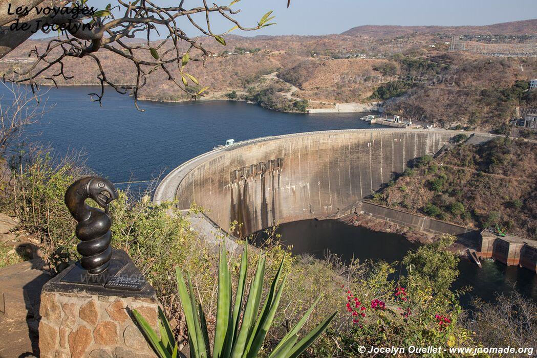 Toyota Route 4 >> Lake Kariba and around - Cape Town to Tanzania - Les voyages de Jocelyn