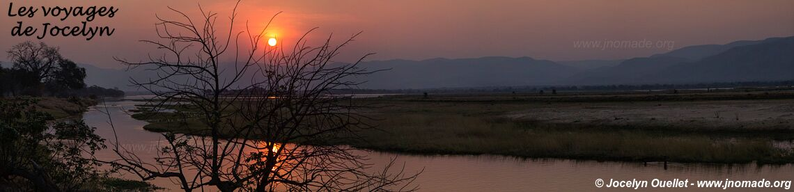 Parc national de Mana Pools - Zimbabwe