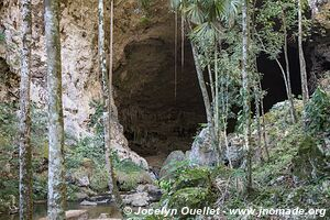Rio Frio Cave - Mountain Pine Ridge Forest Reserve - Belize