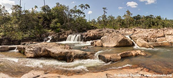 Rio on Pools - Mountain Pine Ridge Forest Reserve - Belize
