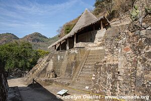 Malinalco - State of Mexico - Mexico