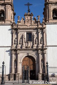 City of Durango - Durango - Mexico