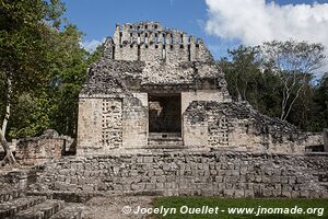 Chicanná - Campeche - Mexique