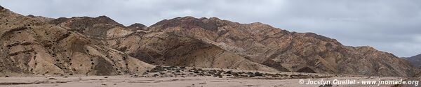 Parc national Pan de Azúcar - Chili