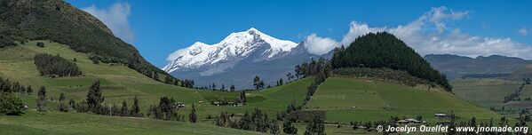 Around Cayambe Volcano - Ecuador