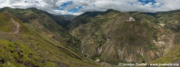 Nariz del Diablo and around - Ecuador